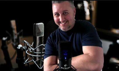 Christian Gera Hörbuchsprecher werden